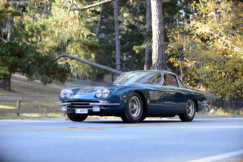 Auction Results and Sales Data for 1964 Lamborghini 350 GT