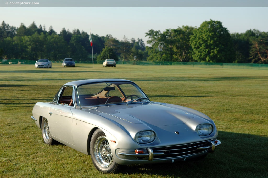 Auction Results And Sales Data For 1964 Lamborghini 350 Gt Conceptcarz Com