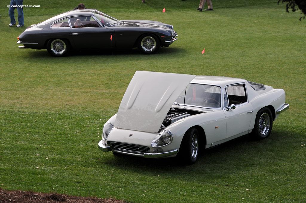 1965 Lamborghini 3500gtz History Pictures Value Auction Sales