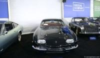 1967 Lamborghini 350GT.  Chassis number 0547