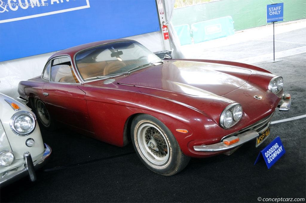 Auction Results And Sales Data For 1968 Lamborghini 400 Gt 2 2