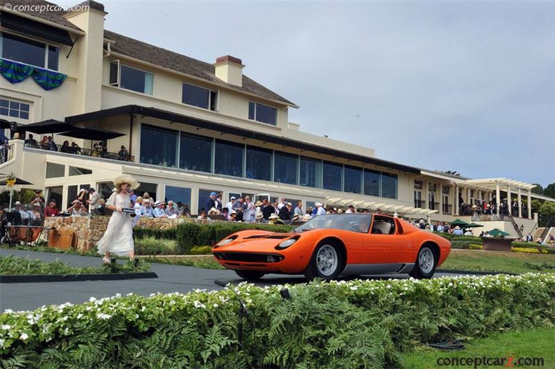1968 Lamborghini Miura