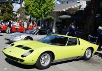 1969 Lamborghini Miura P400.  Chassis number 3946