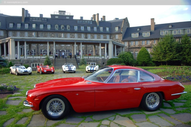1969 Lamborghini 400 Gt Image Chassis Number 1327x
