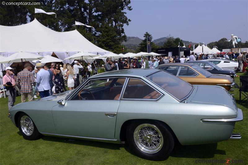 1969 Lamborghini Islero Chassis Information