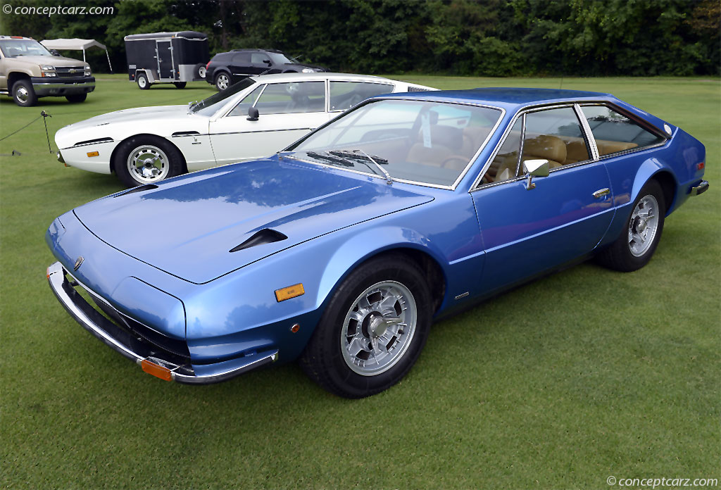 Auction Results and Sales Data for 1970 Lamborghini Jarama