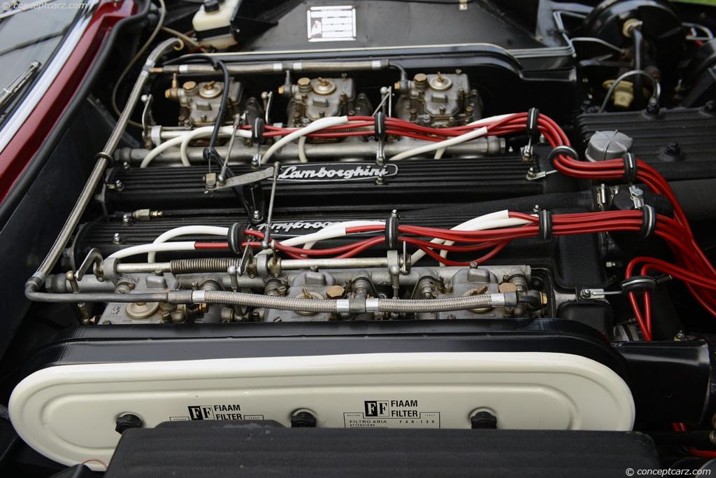 1971 Lamborghini Espada Image Chassis Number 8394 Photo 6 Of 29