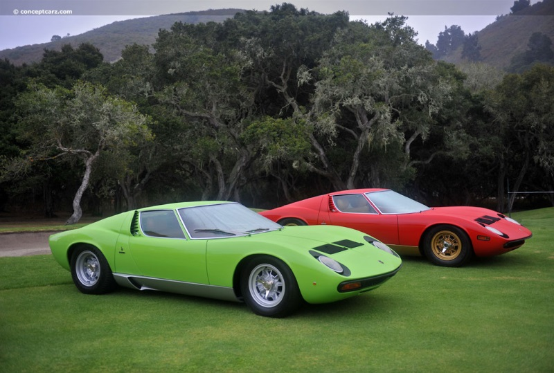 Lamborghini 2018 Price >> 1971 Lamborghini Miura P400SV Image. Photo 142 of 220
