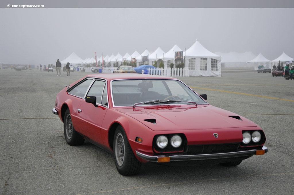 1971 Lamborghini Jarama 400 Gt History Pictures Value Auction