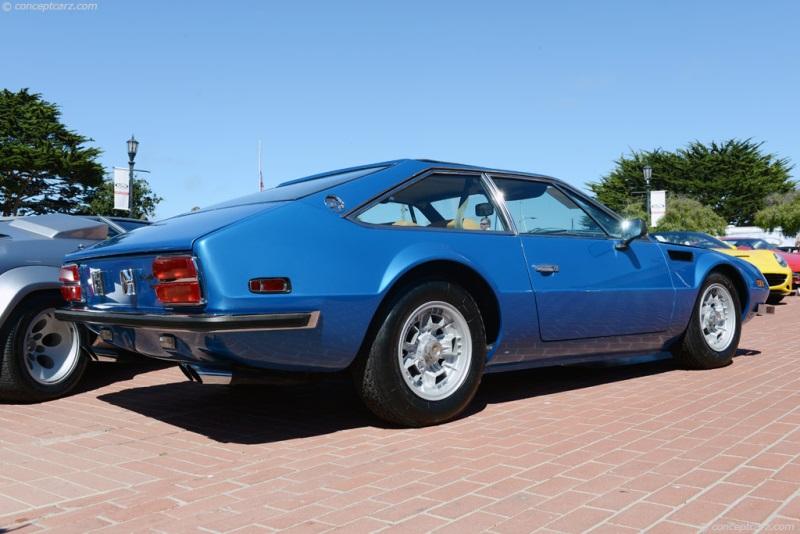 1972 Lamborghini Jarama