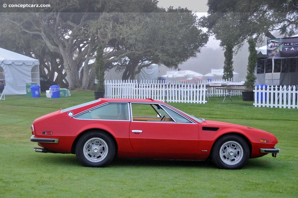 1972 Lamborghini Jarama History Pictures Value Auction