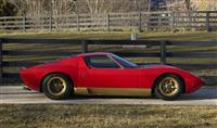 1972 Lamborghini Miura image.