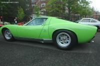 1972 Lamborghini Miura