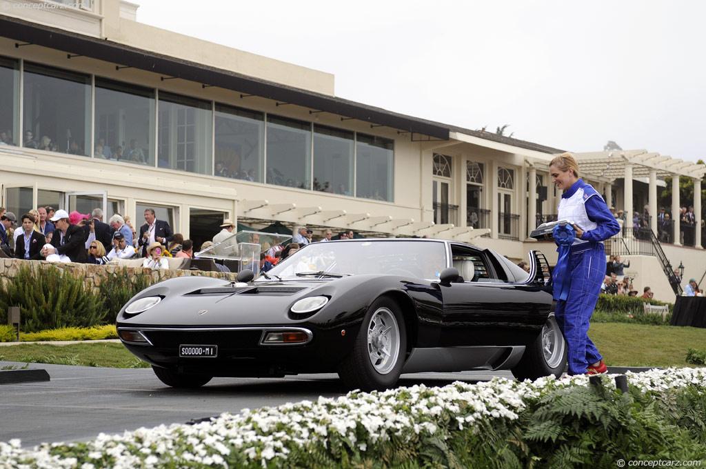 1973 Lamborghini Miura