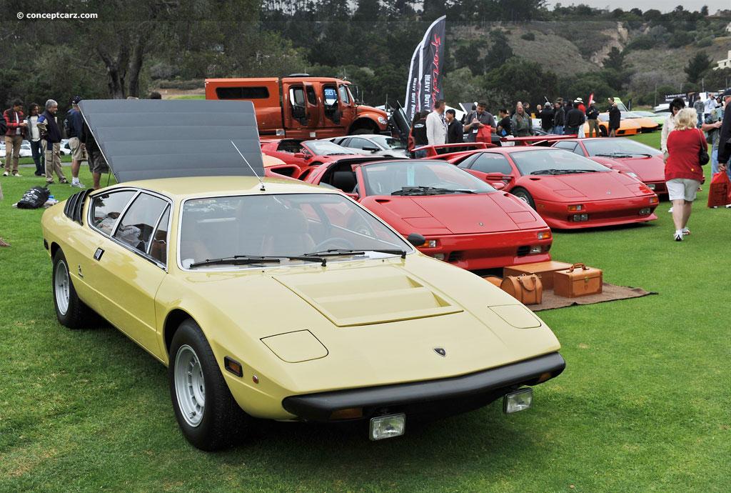 Lamborghini Urraco P Pictures History Value Research News Conceptcarz Com