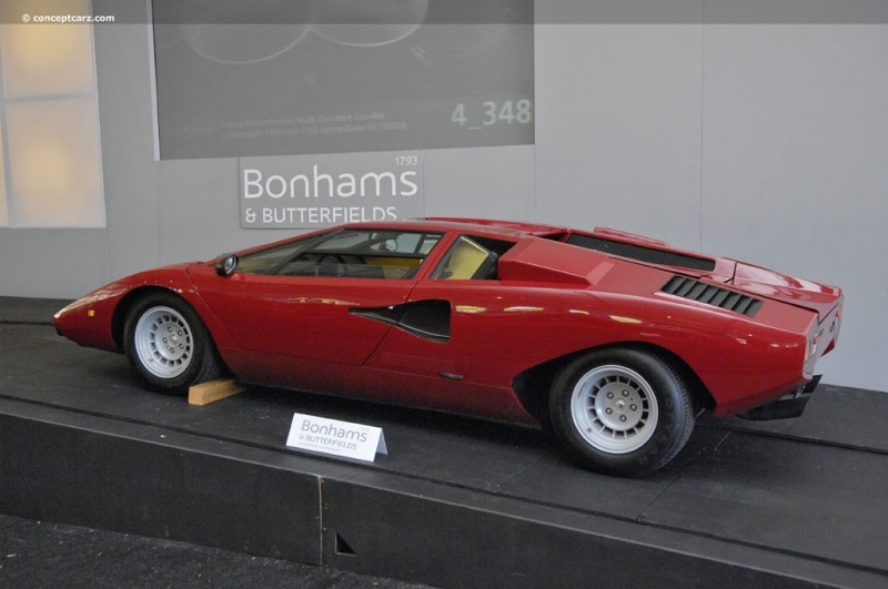 chassis 1120088 1975 lamborghini countach lp400 chassis. Black Bedroom Furniture Sets. Home Design Ideas