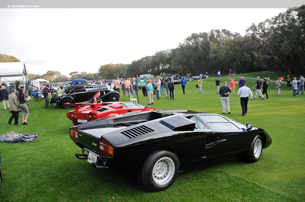 1976 Lamborghini Countach Image