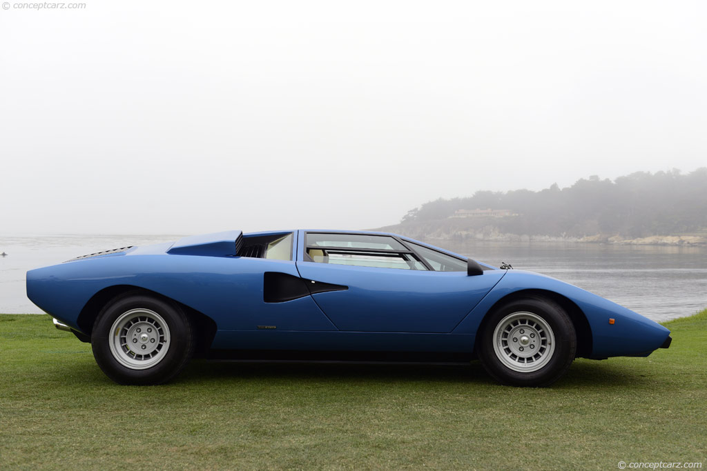 1976 Lamborghini Countach History Pictures Sales Value Research And News