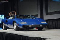 1976 Lamborghini Countach.  Chassis number 1120154