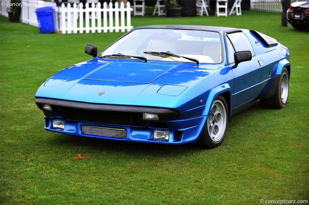 1977 Lamborghini Silhouette Image