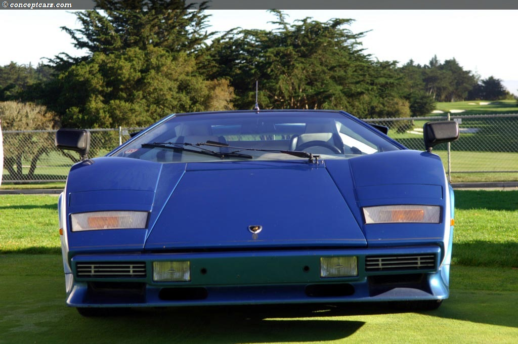 1979 lamborghini countach lp400s pictures history value research news. Black Bedroom Furniture Sets. Home Design Ideas