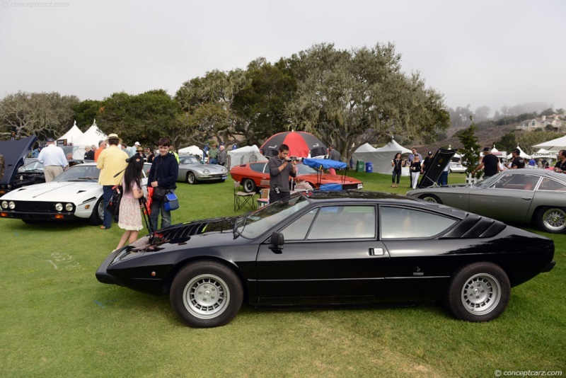 1980 Lamborghini Urraco pictures and wallpaper