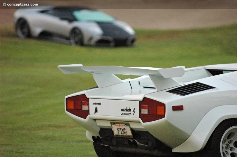 1982 Lamborghini Countach Lp 500 Chassis Information