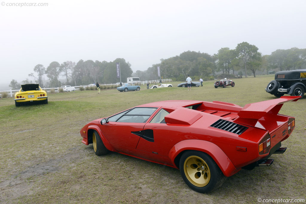 1983 Lamborghini Countach Lp500s History Pictures Value Auction Sales Research And News