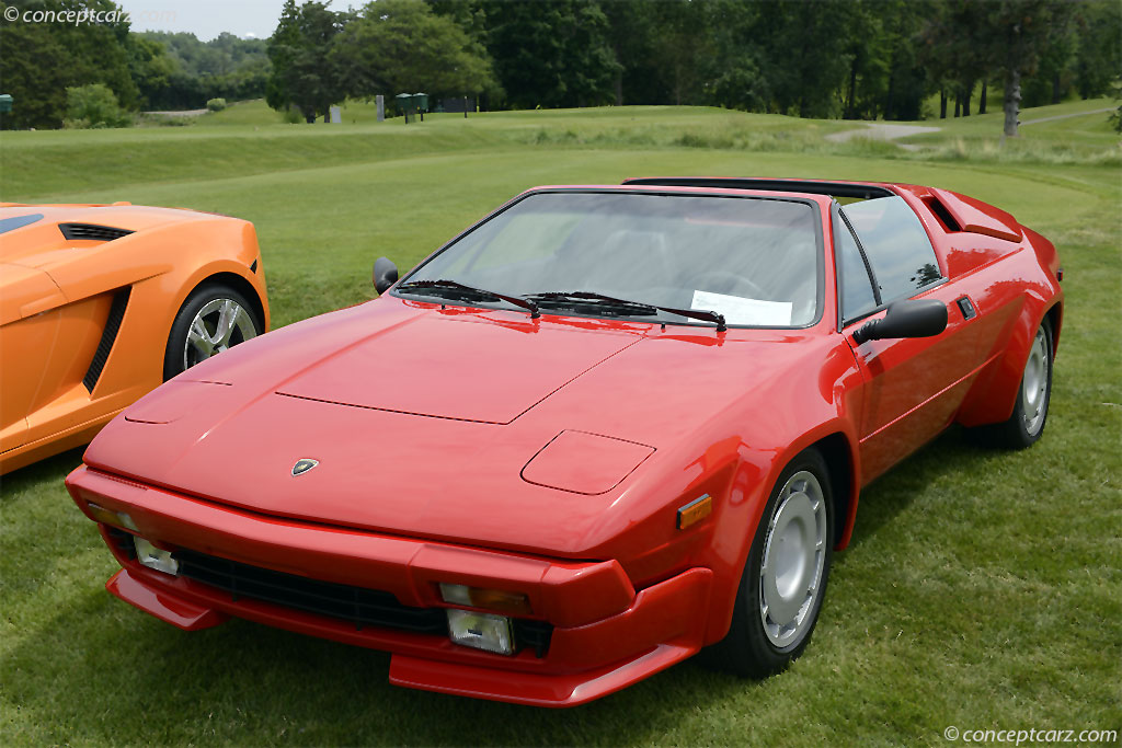 1984 Lamborghini Jalpa P350 Gts History Pictures Sales Value Research And News