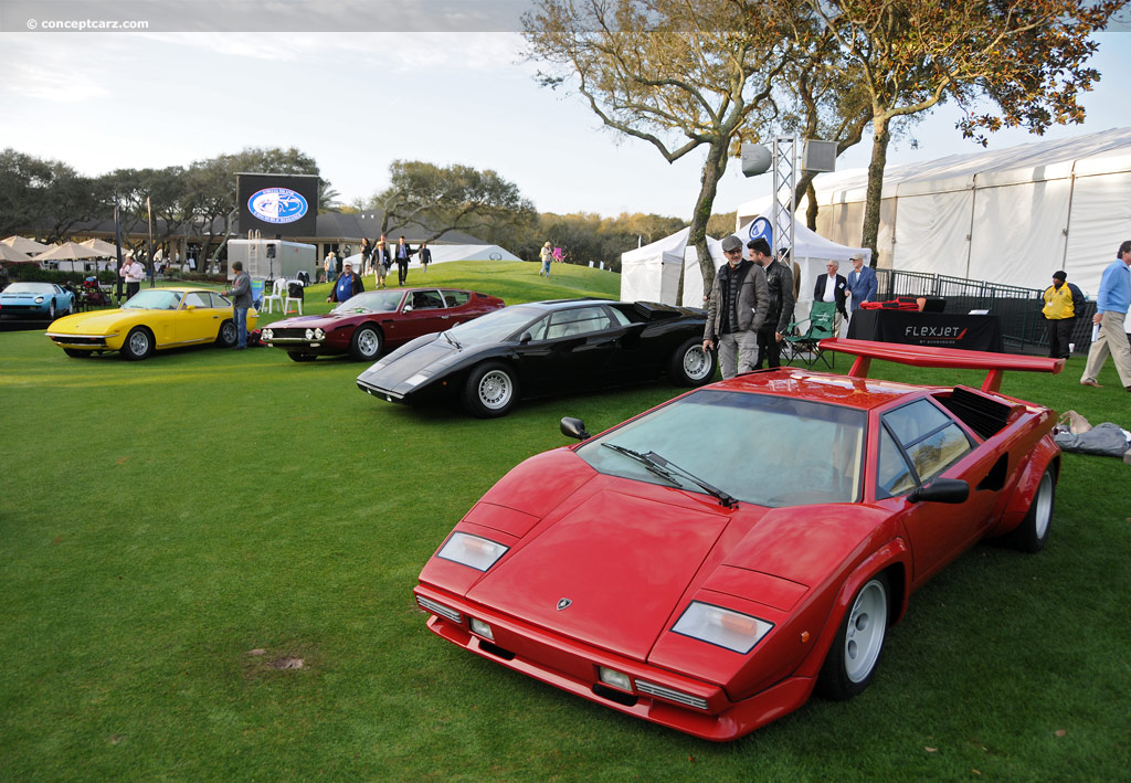 twistedsifter legendary the lamborghini sale for history countach quattrovalvole pictures
