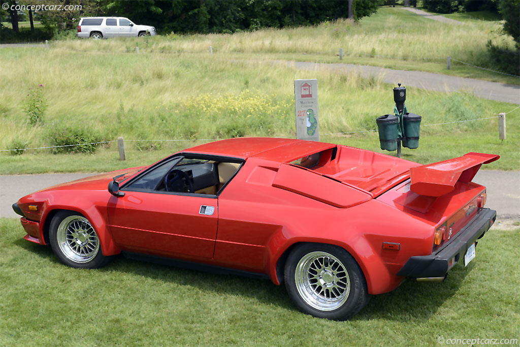 Auction Results And Data For 1985 Lamborghini Jalpa P350