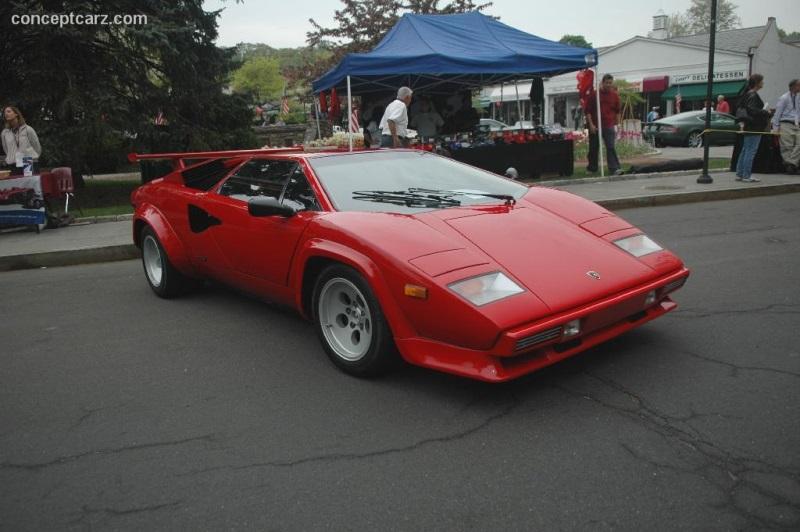 1985 Lamborghini Countach Image Photo 44 Of 46
