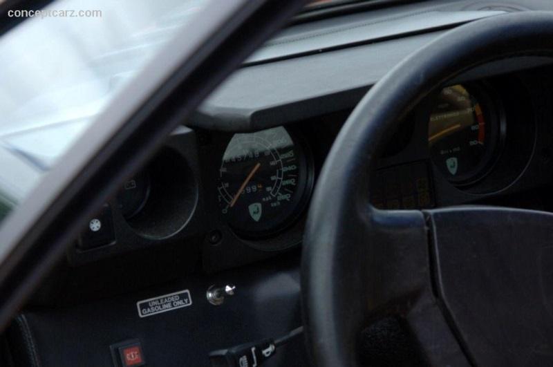 1985 Lamborghini Jalpa P350 Gts Image Photo 31 Of 42