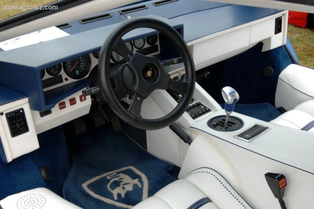 1988 Lamborghini Countach 5000 Quattrovalvole Image Photo 50 Of 83