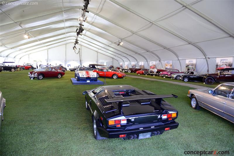 1989 Lamborghini Countach 25th Anniversary Image. Chassis number ...