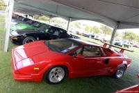 1989 Lamborghini Countach 25th Anniversary.  Chassis number ZA9CA05A0KLA12672