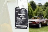 1989 Lamborghini Countach 25th Anniversary.  Chassis number ZA9CA05A LA12579