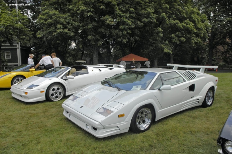 1989 lamborghini countach 25th anniversary image chassis number za9ca05a la12579 photo 89 of 141. Black Bedroom Furniture Sets. Home Design Ideas