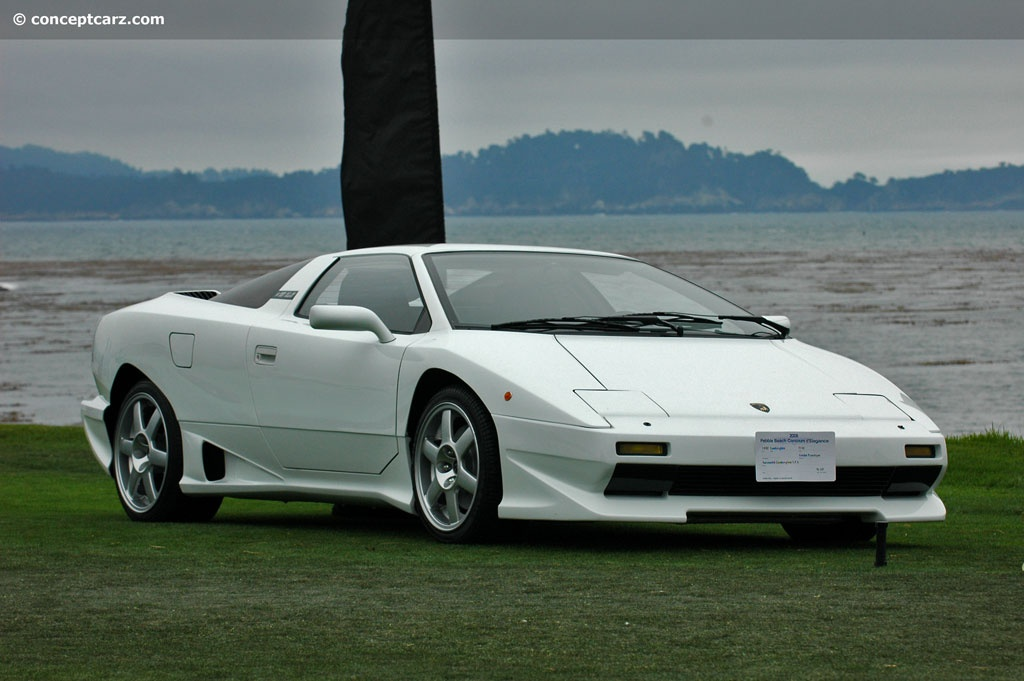 1990 Lamborghini P140 Prototype Image Photo 13 Of 20