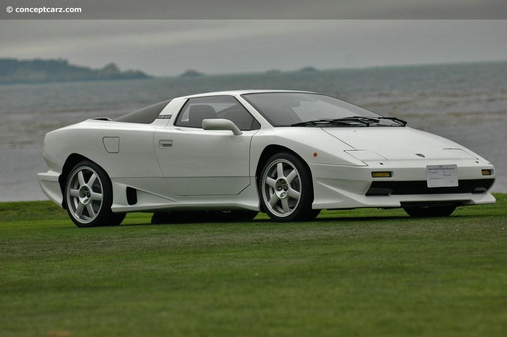 1990 Lamborghini P140 Prototype Image