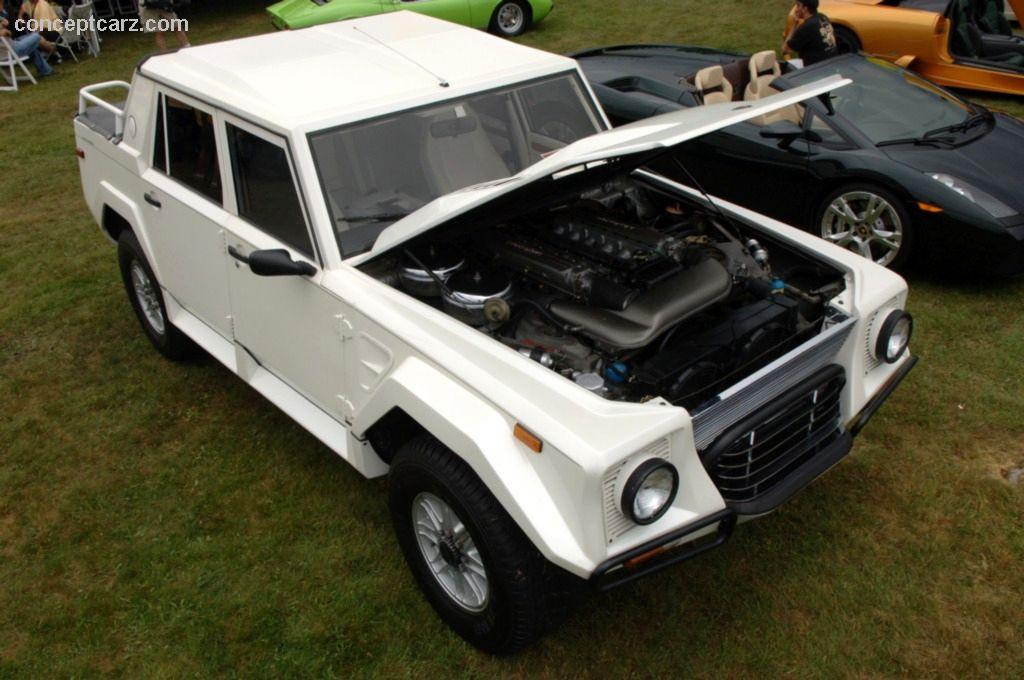 Auction Results And Sales Data For 1991 Lamborghini Lm002