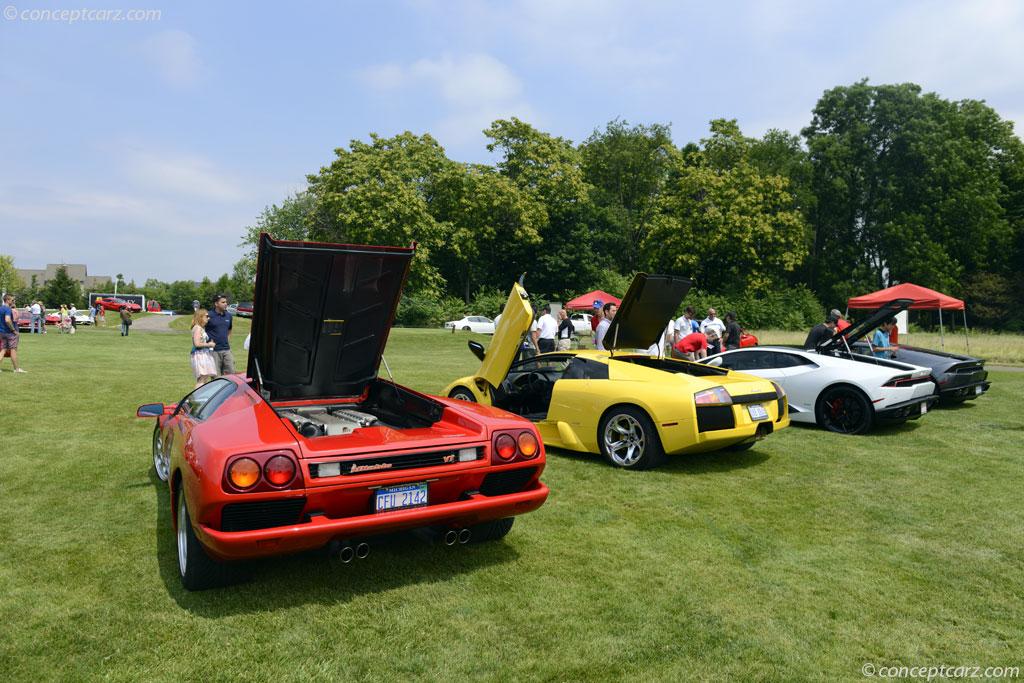 Auction Results And Sales Data For 1995 Lamborghini Diablo Conceptcarz Com