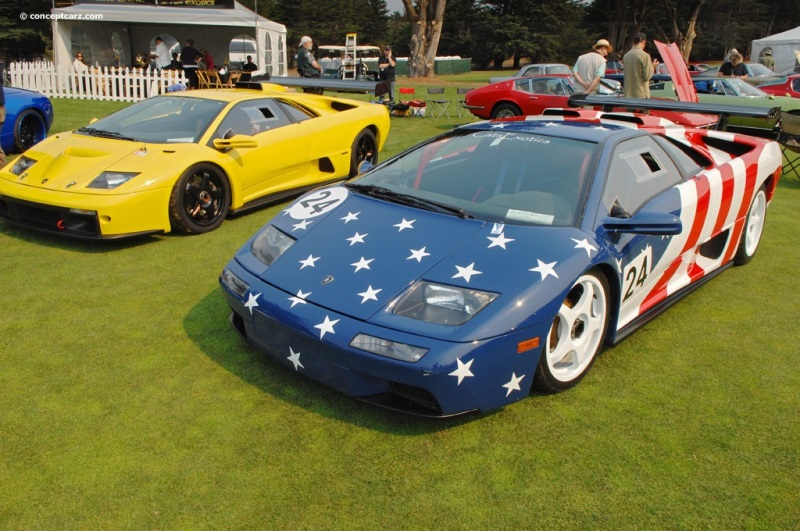 1996 Lamborghini Diablo SV-R