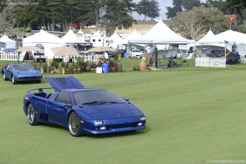 1997 Lamborghini Diablo
