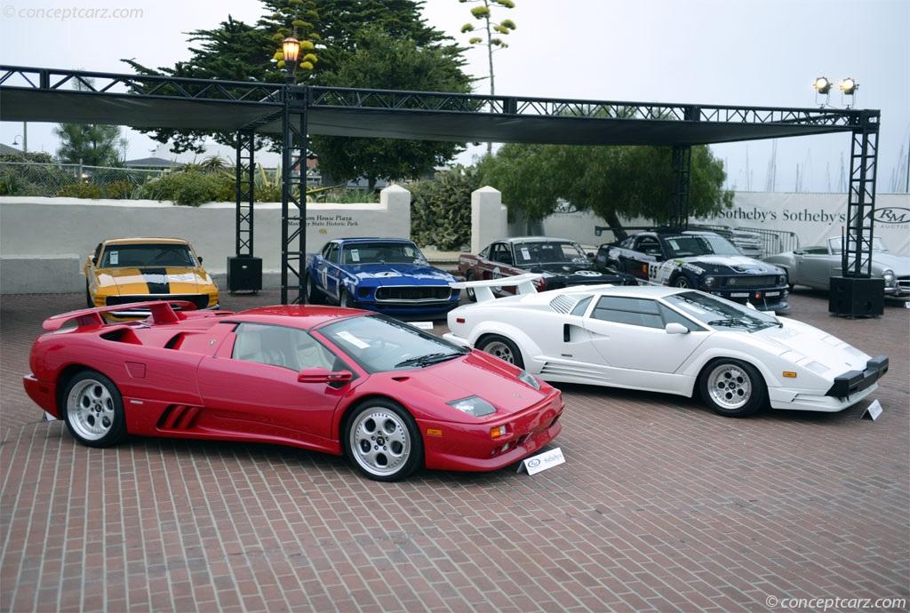 1999 Lamborghini Diablo Vt History Pictures Value