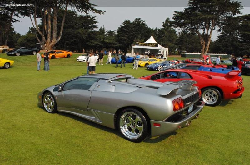 1999 Lamborghini Diablo Vt Image Photo 28 Of 53