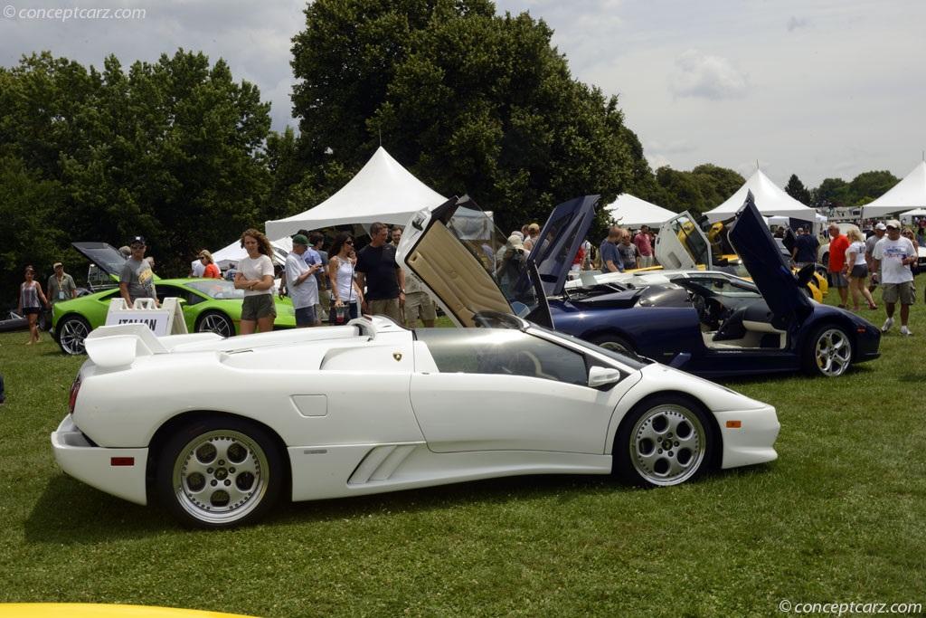 1999 Lamborghini Diablo History Pictures Value Auction Sales