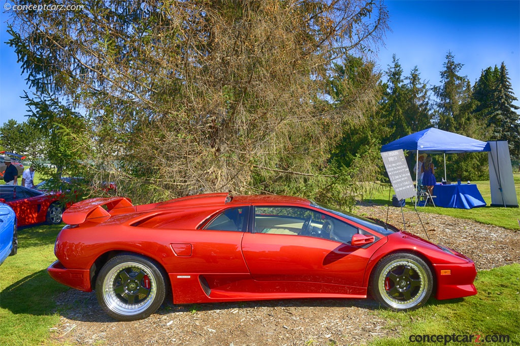 Auction Results And Sales Data For 1999 Lamborghini Diablo