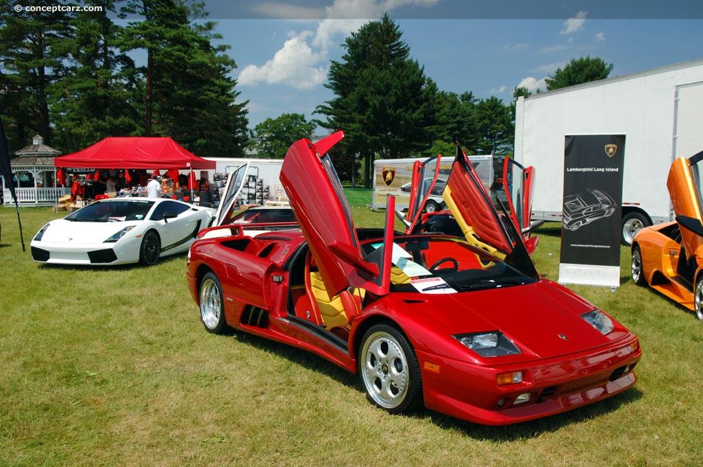 1999 Lamborghini Diablo Vt Momo Edition Image Chassis Number Za9ru3186xla12281