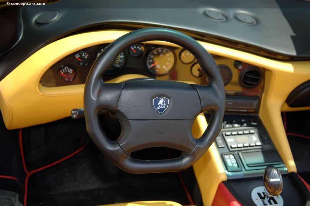 1999 Lamborghini Diablo VT Momo Edition ...
